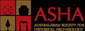 ASHA – Australasian Society for Historical Archaeology
